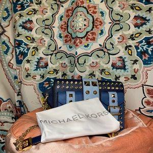 Michael Kors Hayden Messenger